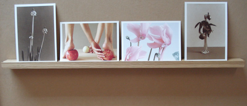 Georgie Hopton, 'Four Postcards', 2010